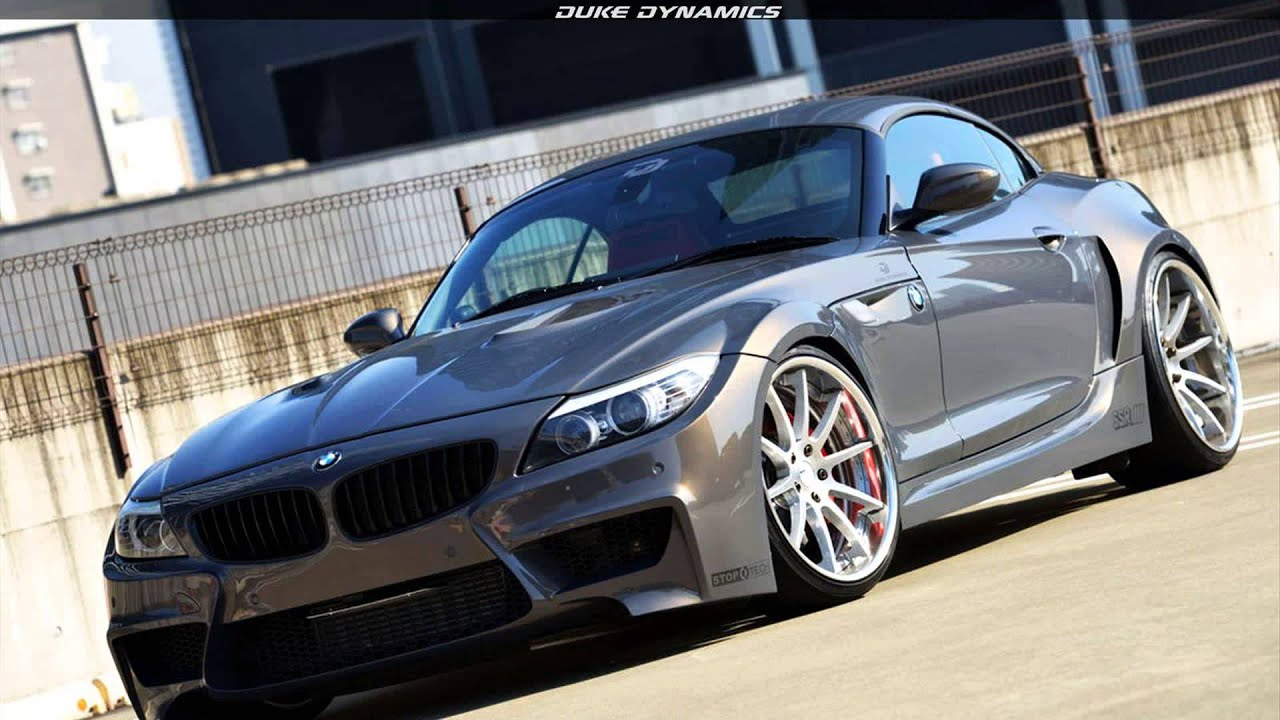 Duke Dynamics Bmw Z4 Wide Body Kit Youtube