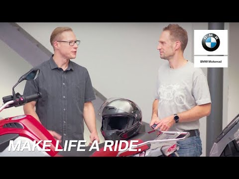 BMW Motorrad Connectivity Insights.