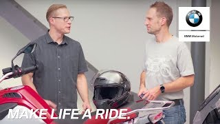 BMW Motorrad Connectivity Insights.