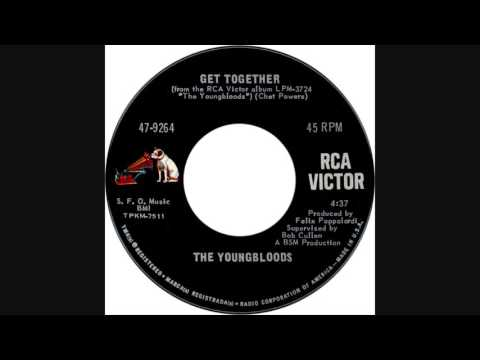 The Youngbloods - Get Together (1967 Mono)