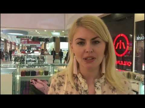 A Feedback on S Parfum franchise, Golden Babylon, Trading Center, Moscow