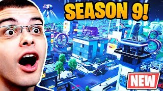 Nick Eh 30 Réagit à Fortnite Saison 9 (Patch Notes - Bande-annonce)