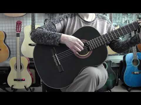 Kremona F65S BK - Demo From Www.gitara.in.ua