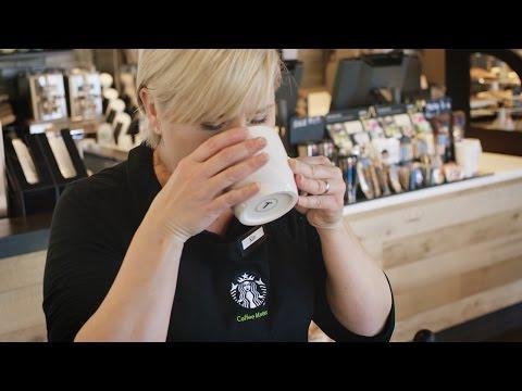 How to Taste Coffee: Starbucks Caffè Verona