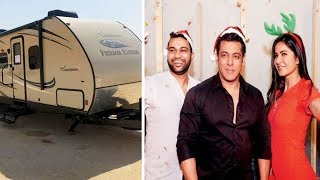 Salman Khan And Katrina Gets Protection From UAE Army For Bharat | Bollywood Gossips 2018 English