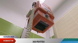 На ветстанции Нарьян-Мара появился рентген для животных