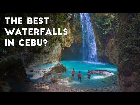 The Best Waterfalls You've Never Heard Of | Cebu Philippines