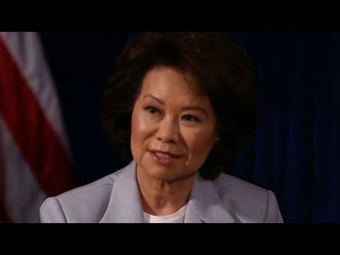 Elaine Chao: Asian Americans are becoming more influential