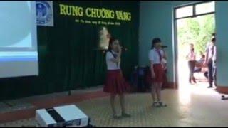 Rung Chuông Vàng- Huyền Diệu, Aí Vi cover