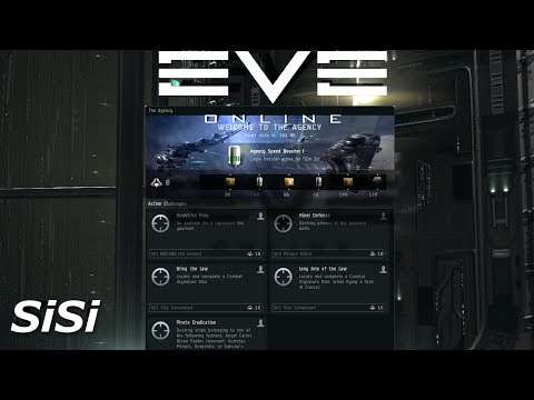 EVE Online - sisi - The Agency