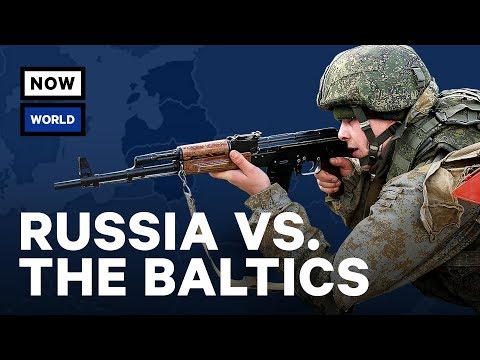 Will Russia Invade The Baltics? | NowThis World