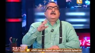 إبراهيم عيسى: عبد الناصر كان زعيم حقيقي ولكنه كان رئيس مزور