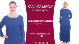 Büyük Beden Elbise & Abiye Modelleri 2 - KarincaModa.Com