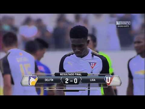 Delfin 2:0 LDU Quito
