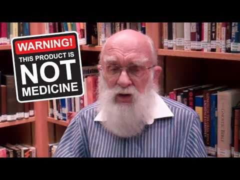 James Randi's Challenge to Homeopathy Manufacturer...