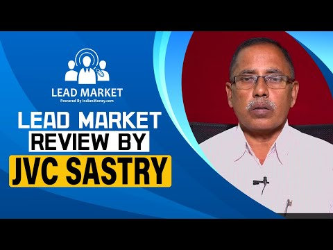 LeadMarket IndianMoney.com Review by JVC Sastry