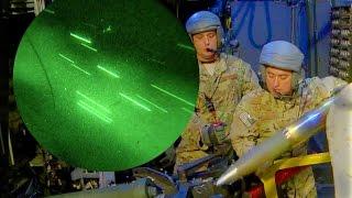 AC-130 Gunship Live-fire Mission