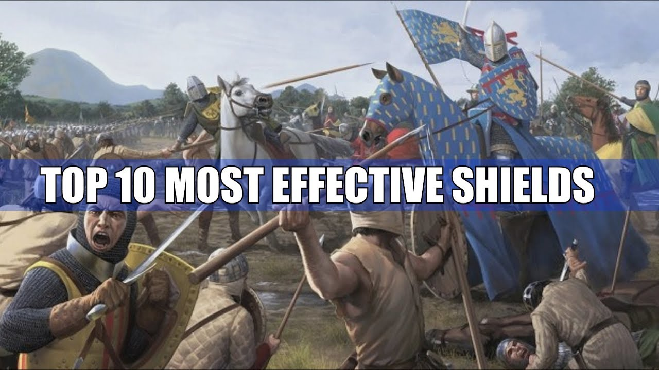 Download Top 10 Most Effective Shields in History
