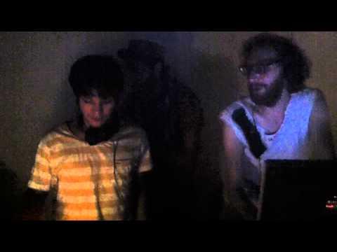 Acid Pauli & NU LIVE @ Pratersauna 09.08.2013 HQ. by.Obi1311 part 2