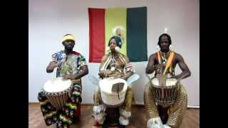 �������� ���� африканские барабанщики ������