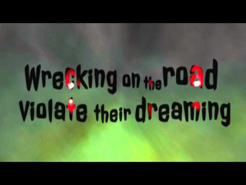 Rob Zombie - Demon Speeding (Lyric Video)