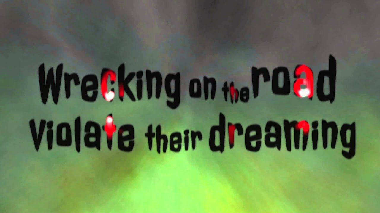 Rob Zombie Demon Speeding Lyric Video Youtube