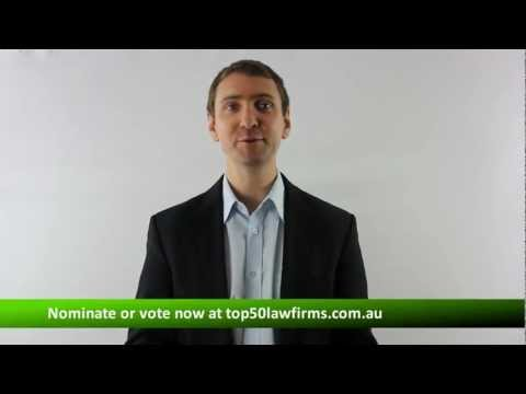 Top 50 Law Firms Australia