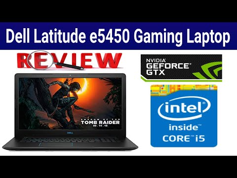 Dell Latitude e5450 Gaming Laptop Review | Sohail Computers