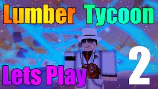 [ROBLOX: Lumber Tycoon 2] - Lets Play w/ Friends Ep2 - FLYING TRUCKS