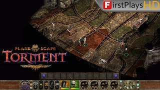 Planescape Torment: Enhanced Edition (2017) - PC Gameplay / Win 10