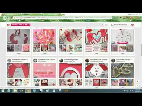 The Blogging Bunch - Using Pinterest to Get Post Ideas