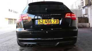 Audi A3 Sportback S-Line APR Stage 2+/Unknown Exhaust