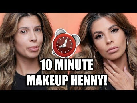 My Everyday 10 Minute Makeup Tutorial