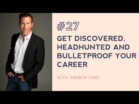#27: Building your personal brand with Andrew Ford of Social Star
