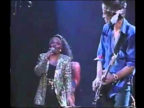 Keith Richards - Time Is On My Side - Live in Boston 93