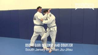Osoto  Gari Defense and Counter Instructional with Judo John of SJBJJ / RABJJ – Nogi Bear䋢