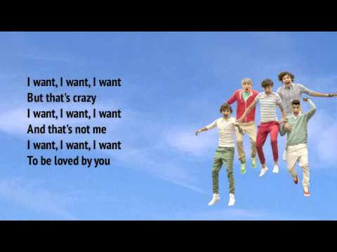 One Direction - I Want Instrumental + Free mp3 download!