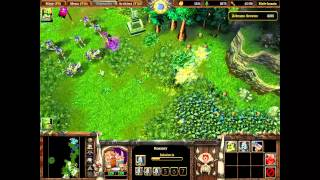 Warcraft 3: Regin of Chaos [Mission 22][HD 720][No Commentary]