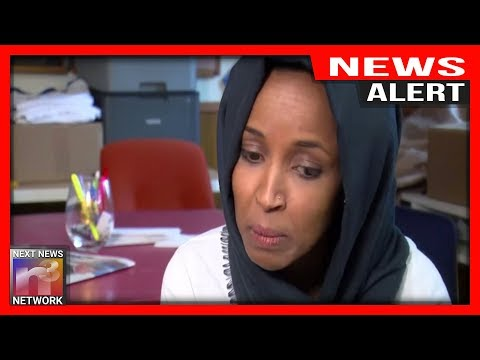 BOOM! Ilhan Omar could GO TO JAIL after getting caught committing one SHOCKING crime