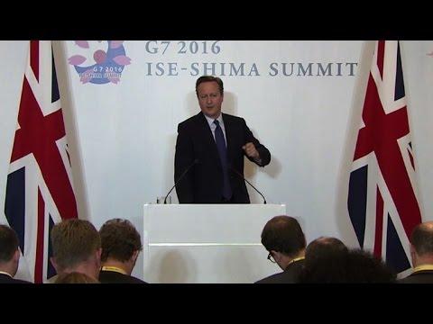 Cameron digs in ahead of Brexit EU referendum