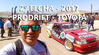PRODRIFT TOYOTA PERU 2017 │ LA CHUTANA │ DRIFTIN