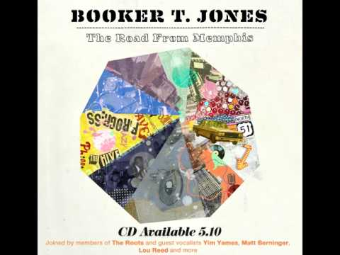 "Booker T. Jones - ""Representing Memphis"""