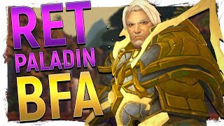 ...FIXED?! NEW Retribution Paladin Revamp | Battle for Azeroth Alpha - World of Warcraft