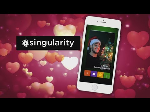 Tony Sandoval on The Breeze - Man Creates Dating App Where He Is the Only Man Available.