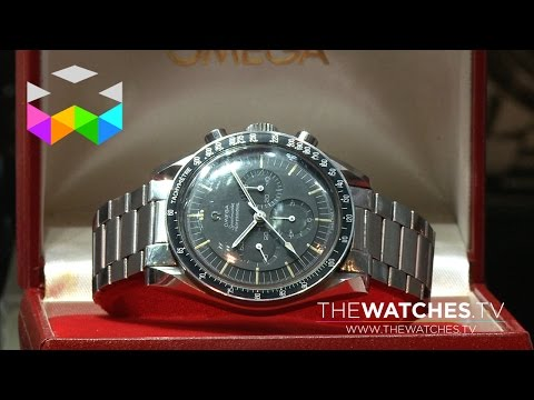 The Omega Speedmaster Moonwatch Is A Legend