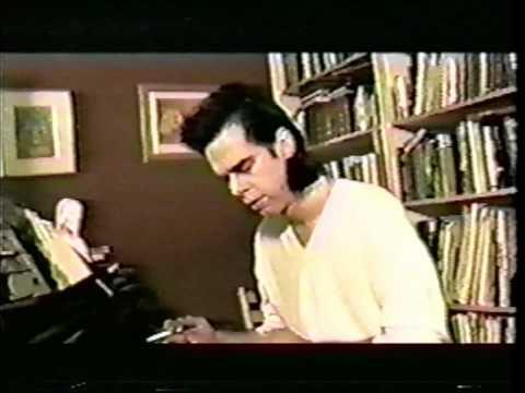 Nick Cave talks about love.wmv