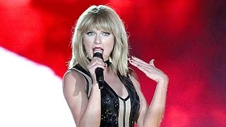 "Taylor Swift Performs ""This Is What You Came For"" At Only Concert Of 2016 - Grand Prix"