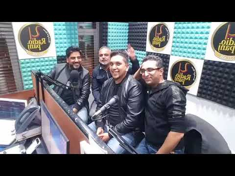 The Live Crew Radio Interview Highlights / Keeping Bhangra Live