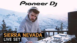 Pioneer DJ Official - Live Set at Sierra Nevada