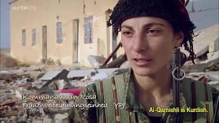 Curdistão: Garotas em guerra (Kurdistan Girls at War)  (ARTE tv)